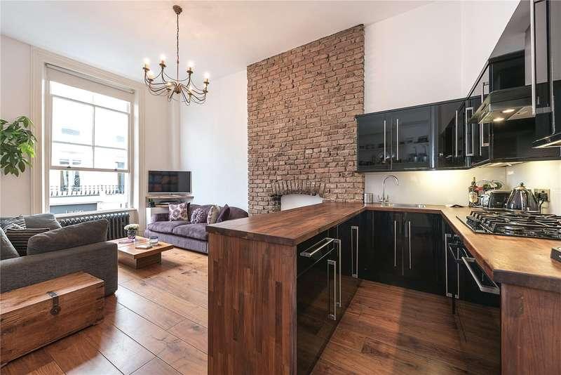 3 Bedrooms Flat for sale in Englands Lane, Belsize Park, London, NW3