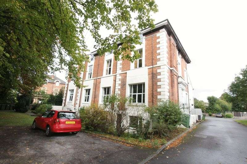 2 Bedrooms Flat for sale in Caroline Place, Oxton, Wirral