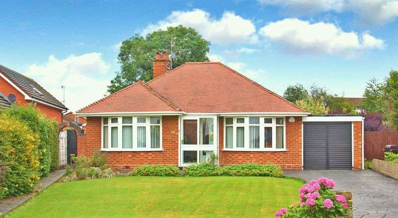 2 Bedrooms Detached Bungalow for sale in Holly Road, Sidemoor, Bromsgrove, Worcestershire