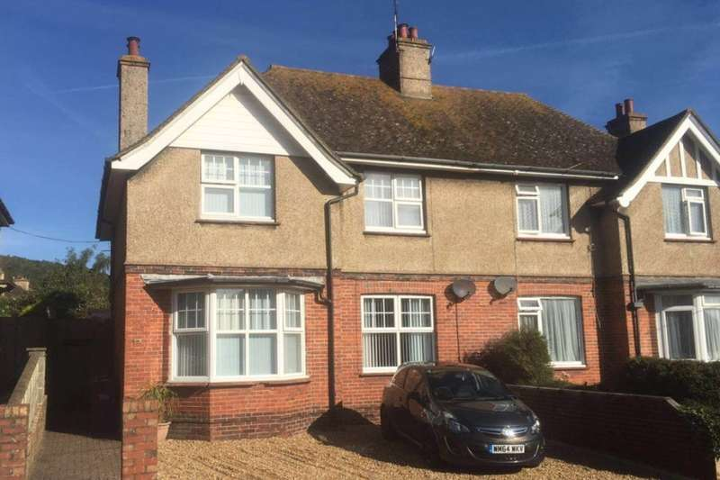 3 Bedrooms Semi Detached House for sale in South Avenue, Eastbourne, BN20