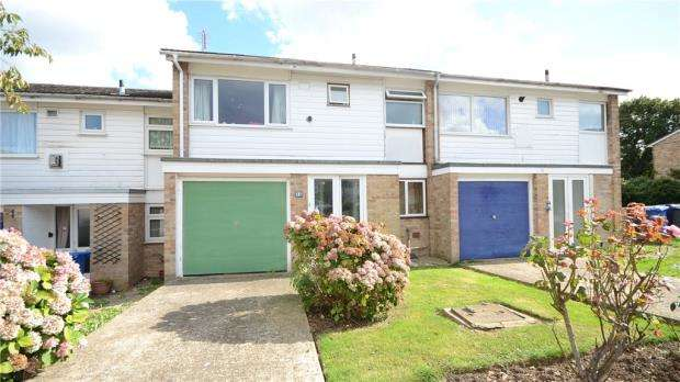 3 Bedrooms Terraced House for sale in White Horse Road, Windsor, Berkshire