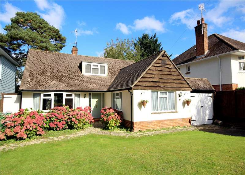 3 Bedrooms Detached House for sale in Birchwood Road, Lower Parkstone, Poole, BH14