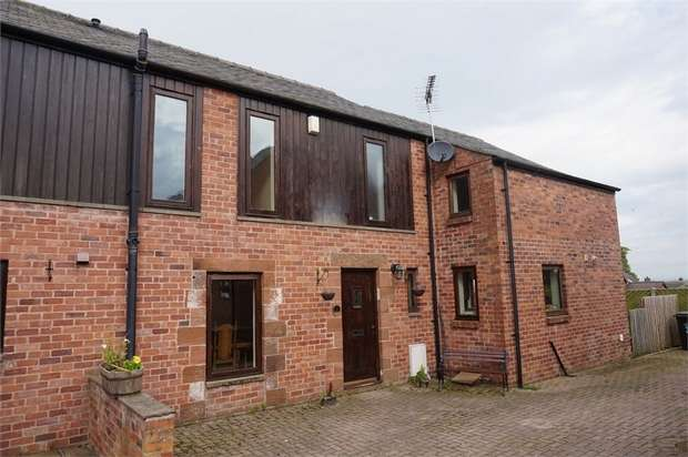 4 Bedrooms End Of Terrace House for sale in Monkhill Fauld, Burgh-by-Sands, Carlisle, Cumbria