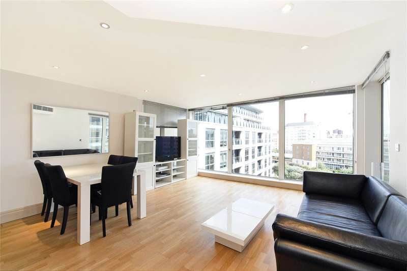 2 Bedrooms Flat for sale in Regency House, Imperial Wharf, SW6