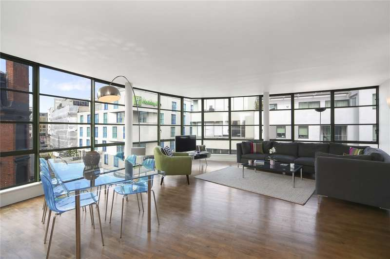 2 Bedrooms Flat for sale in The Glass Building, 226 Arlington Road, NW1