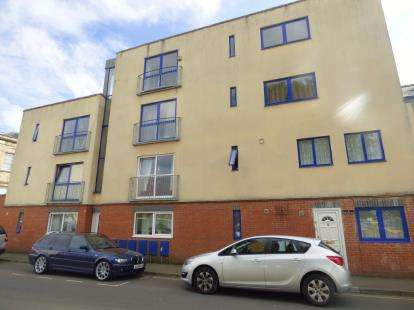 2 Bedrooms Flat for sale in Wellington Court, Wellington Street, Gloucester, Gloucestershire