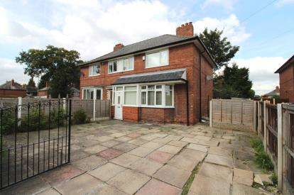 3 Bedrooms Semi Detached House for sale in Newhey Avenue, Wythenshawe, Manchester, Greater Manchester