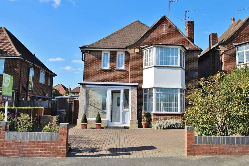 3 Bedrooms Detached House for sale in Malden Way, New Malden