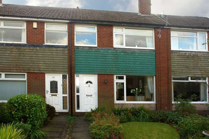 3 Bedrooms Terraced House for sale in 23 Rushton Grove, Moorside
