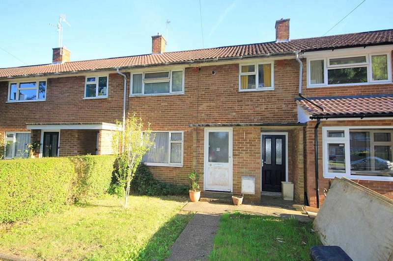 3 Bedrooms Terraced House for sale in Woodfarm Road, Hemel Hempstead