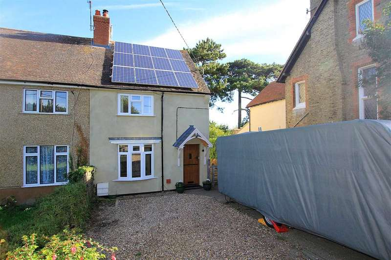 3 Bedrooms Semi Detached House for sale in 3 Bed Character Cottage, Edlesborough