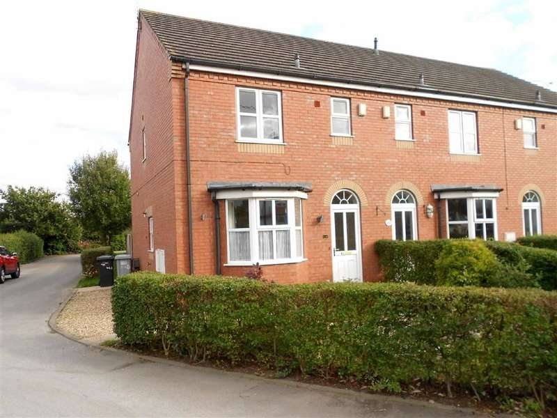 3 Bedrooms Property for sale in Wistaston Road, Willaston, Nantwich, Cheshire