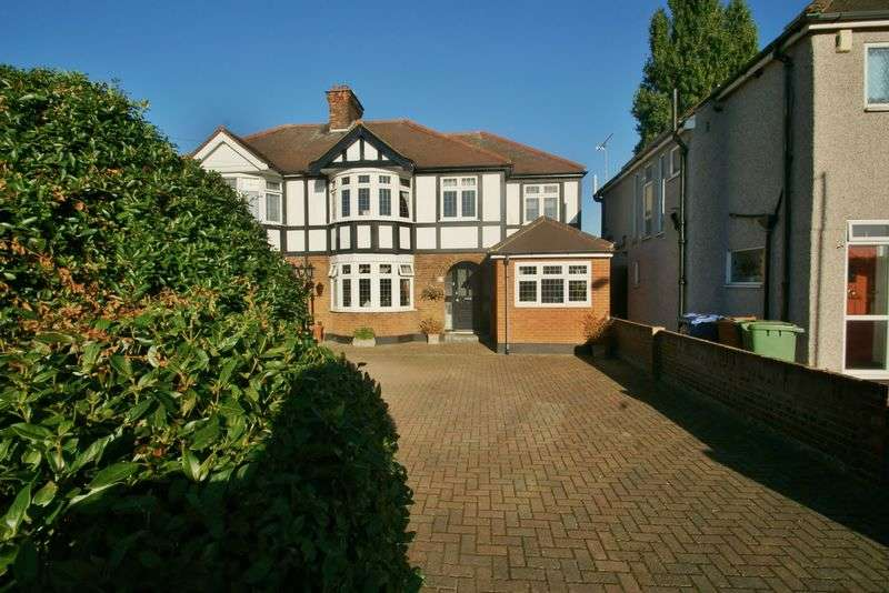 6 Bedrooms Semi Detached House for sale in Blackshots Lane, North Grays