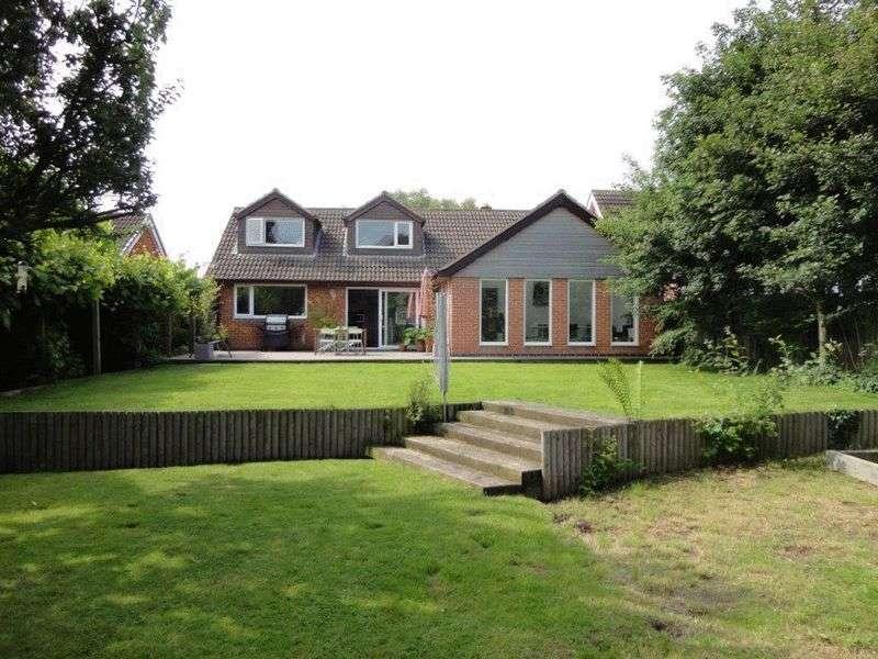 4 Bedrooms Detached House for sale in Twentylands Drive, East Leake