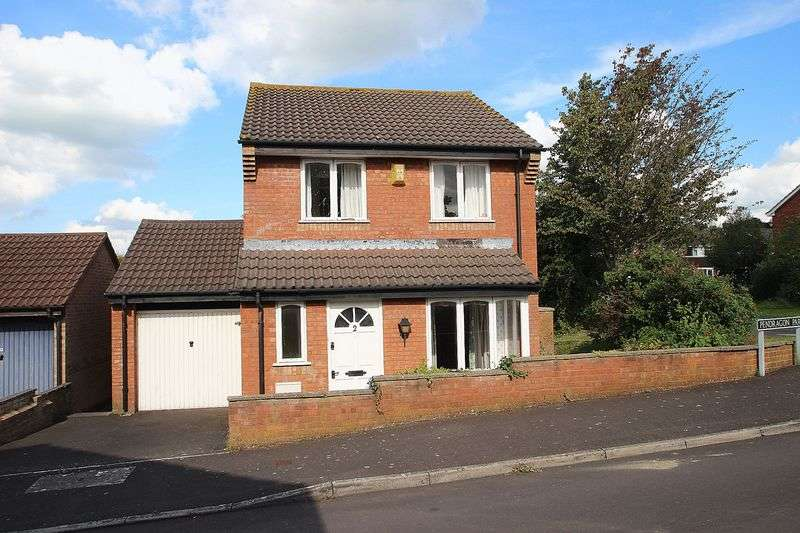 3 Bedrooms Detached House for sale in Pendragon Park, Glastonbury