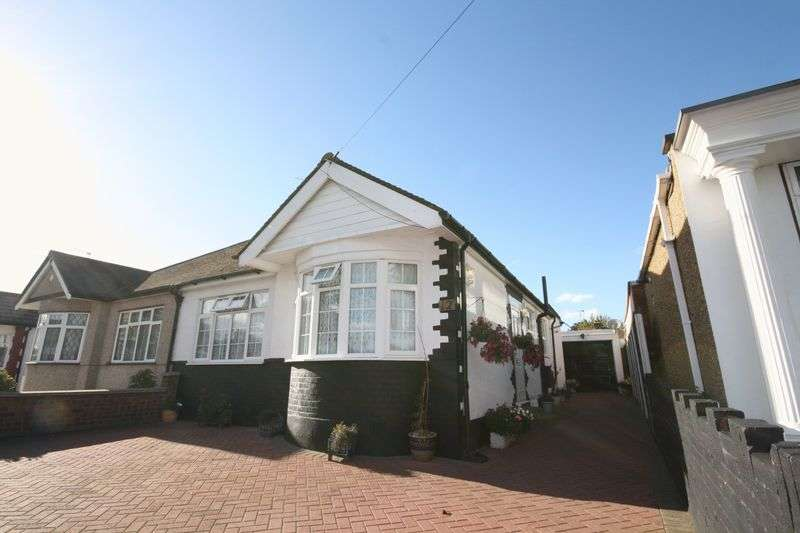 2 Bedrooms Semi Detached Bungalow for sale in Dukes Avenue, Northolt