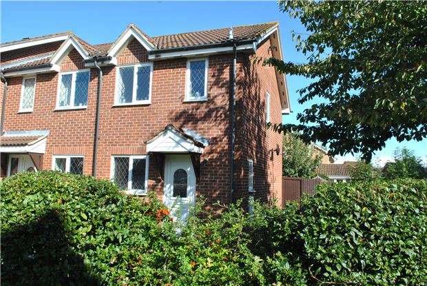2 Bedrooms Semi Detached House for sale in Bushy Close, OXFORD, OX2 9SJ