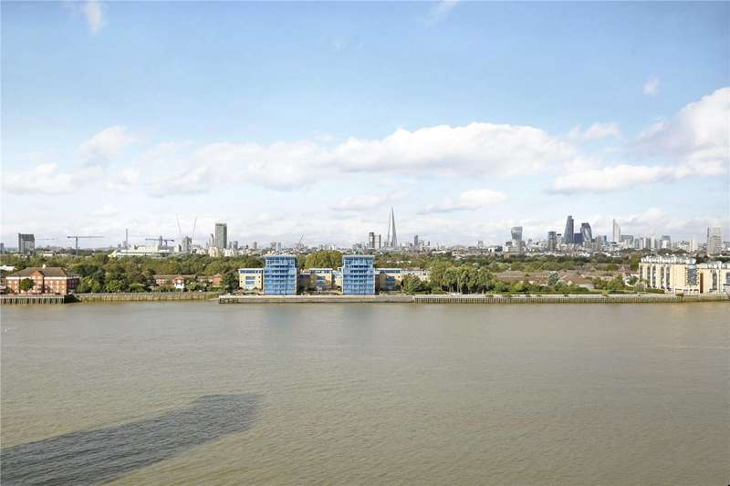 3 Bedrooms Flat for sale in Pierpoint Building, 16 Westferry Road, London, E14