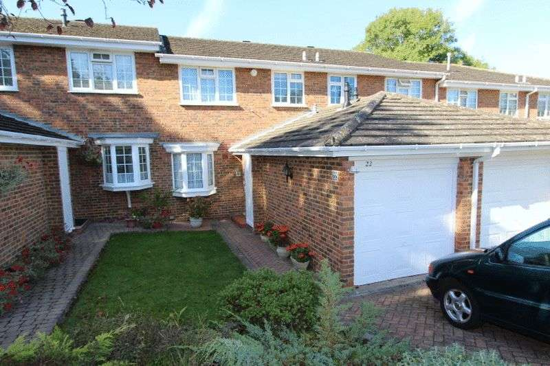3 Bedrooms Terraced House for sale in Bawtree Close, South Sutton