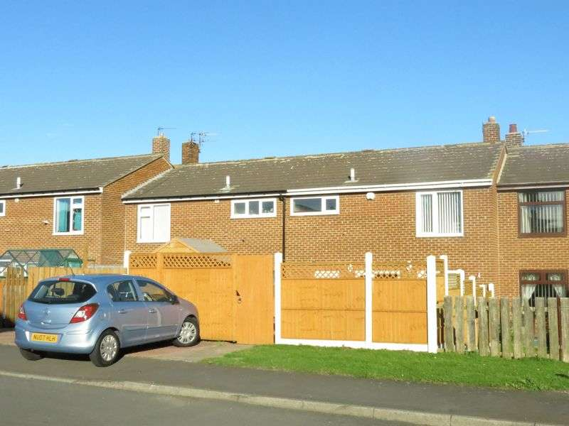3 Bedrooms Terraced House for sale in Windsor Place, Shotton
