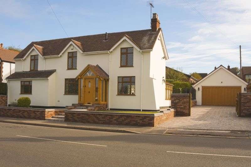 4 Bedrooms Detached House for sale in Birmingham Road, Aldridge, Walsall.