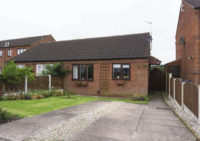 2 Bedrooms Semi Detached Bungalow for sale in Pelsall Lane, Rushall, Walsall