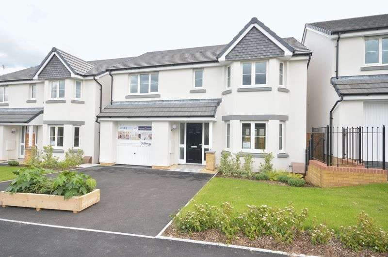4 Bedrooms Detached House for sale in 12 Sandy Lane, Ystradowen Cowbridge