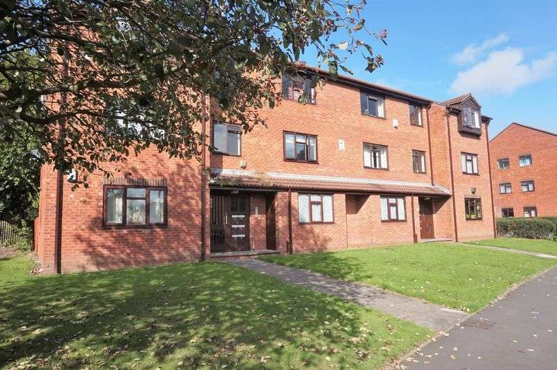 2 Bedrooms Flat for sale in Alpha Close, Balsall Heath - 50% SHARED OWNERSHIP TWO BEDROOM 2ND FLOOR FLAT!!