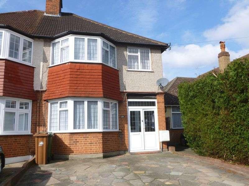 3 Bedrooms Semi Detached House for sale in Gander Green Lane, Sutton