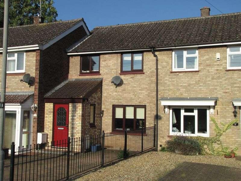 3 Bedrooms Terraced House for sale in Ousebank Way, Milton Keynes
