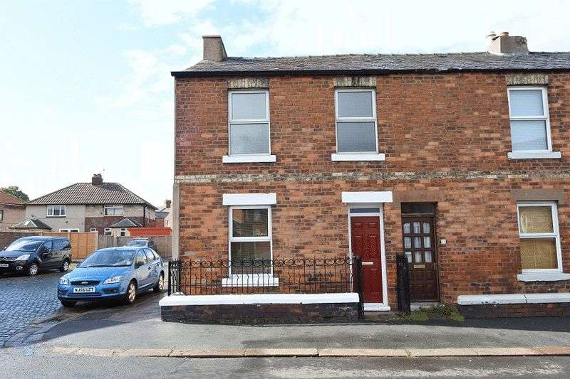 2 Bedrooms Terraced House for sale in Boundary Road, Carlisle