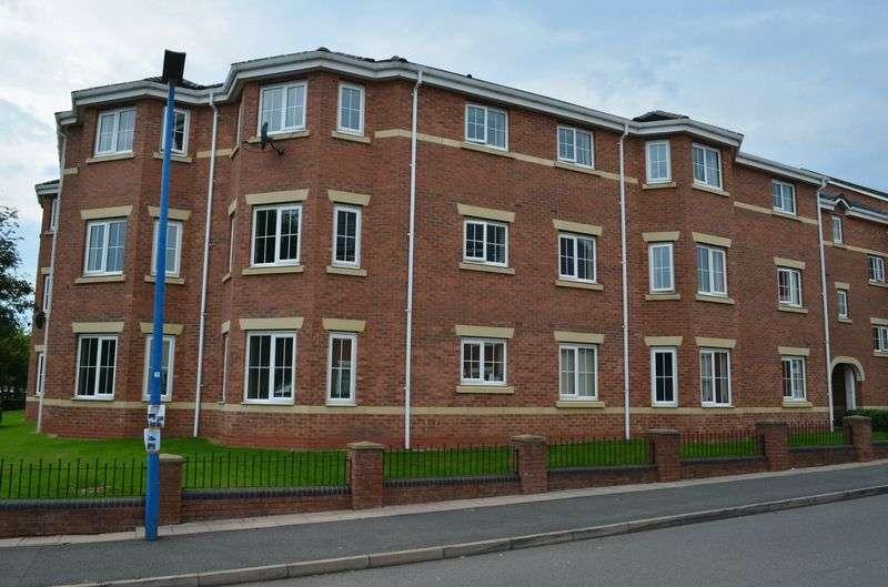 2 Bedrooms Flat for sale in Scott Street, Tipton