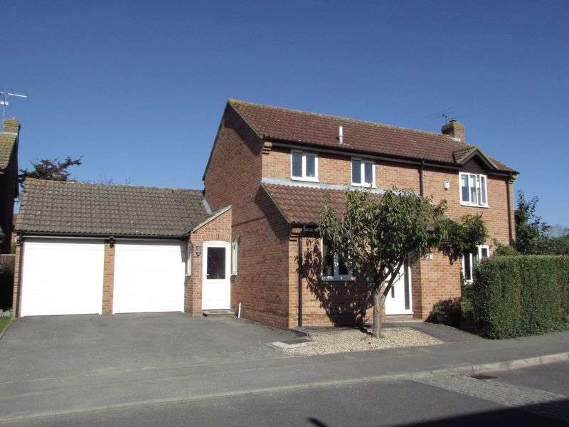 4 Bedrooms Detached House for sale in Jedburgh Close, Thatcham