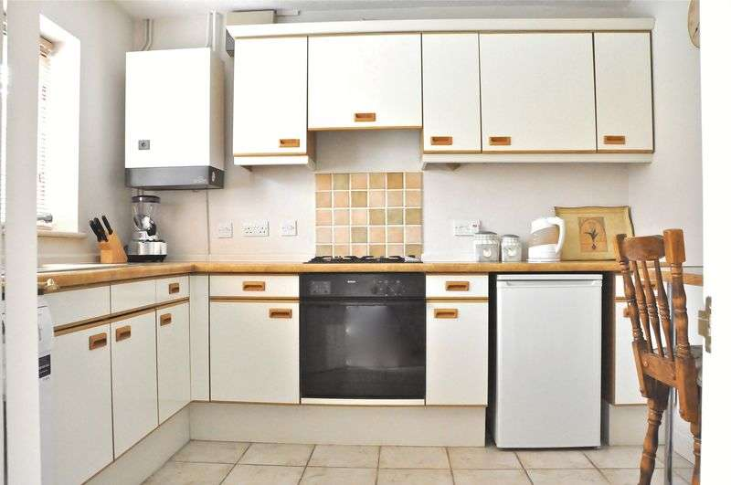 3 Bedrooms Terraced House for sale in Whitford Close, Bretforton, Evesham, WR11 7JW