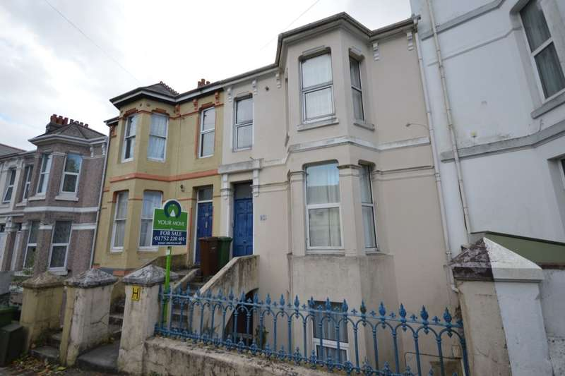 1 Bedroom Flat for sale in Lisson Grove, Plymouth, PL4