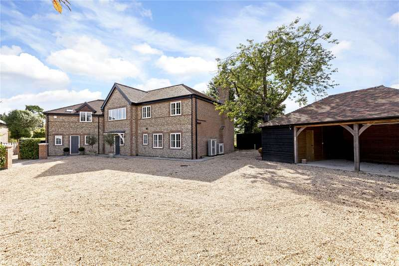 5 Bedrooms Detached House for sale in Dukes Meadow, Funtington, Chichester, West Sussex, PO18