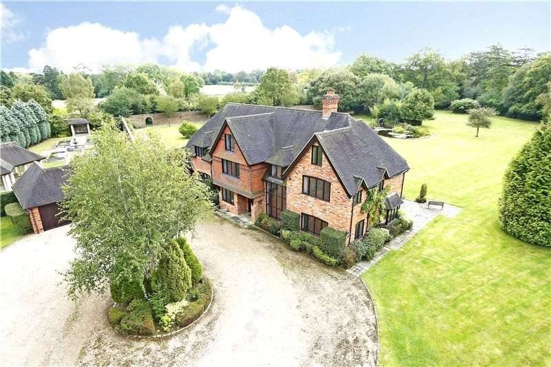 7 Bedrooms Detached House for sale in Fulmer Rise Estate, Fulmer, Buckinghamshire, SL3