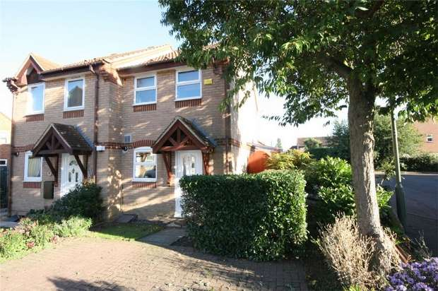 1 Bedroom Semi Detached House for sale in Chesterton Drive, Stanwell, Surrey