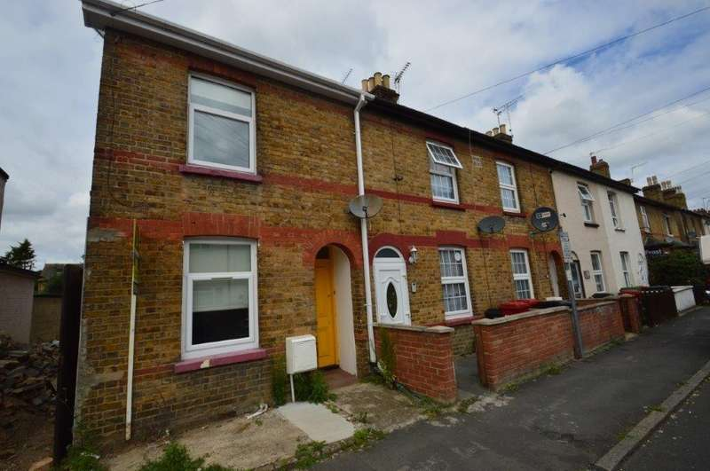 2 Bedrooms End Of Terrace House for sale in The Crescent, Slough, SL1