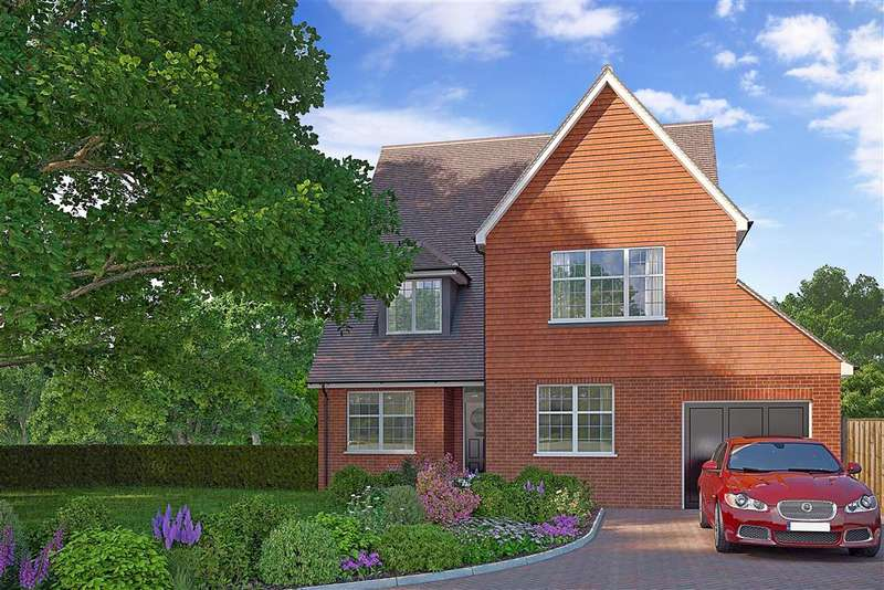 5 Bedrooms Detached House for sale in Plough Lane, Purley, Surrey