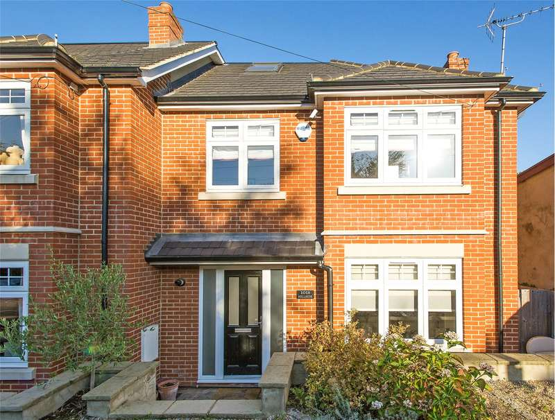 4 Bedrooms End Of Terrace House for sale in Hogshill Lane, Cobham, Surrey, KT11