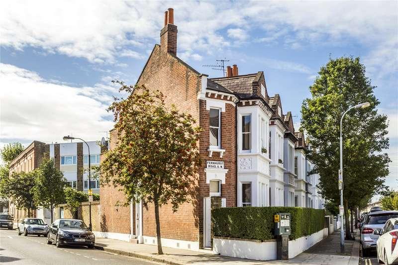 3 Bedrooms Terraced House for sale in Fernhurst Road, Fulham, London, SW6