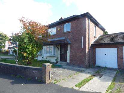 3 Bedrooms Semi Detached House for sale in Pope Lane, Ribbleton, Preston, Lancashire, PR2