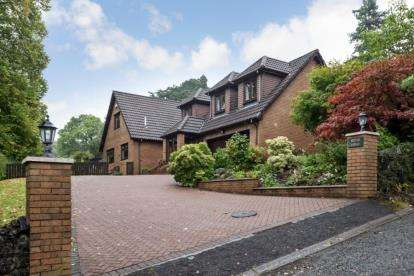 5 Bedrooms Detached House for sale in Shandon, Helensburgh
