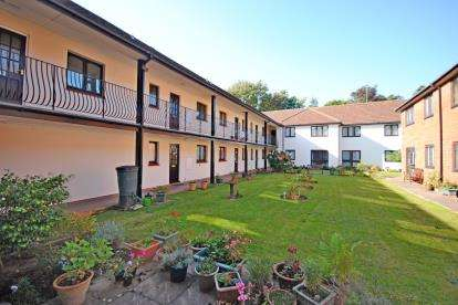 1 Bedroom Retirement Property for sale in Sidmouth, Devon