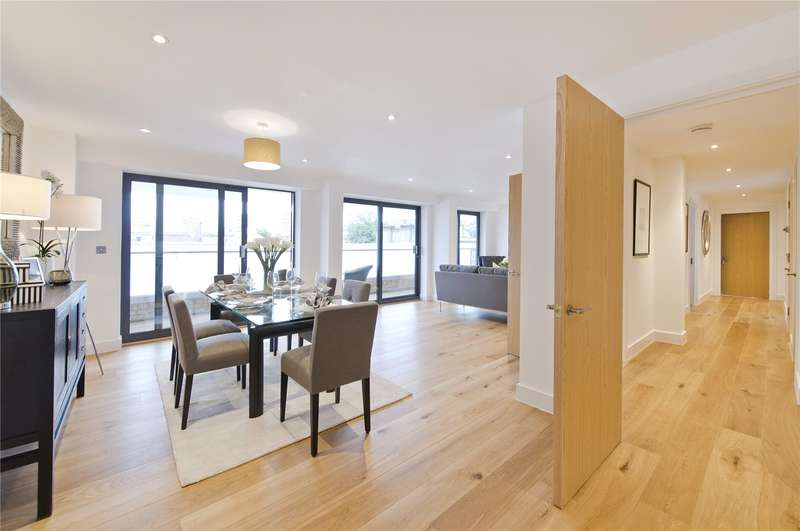 3 Bedrooms Flat for sale in The Harland, 30-34 Woodfield Place, W9
