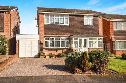 4 Bedrooms Detached House for sale in Lapworth Drive, Sutton Coldfield, West Midlands