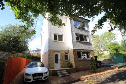 5 Bedrooms Detached House for sale in Falcon Terrace, Maryhill Park, Glasgow