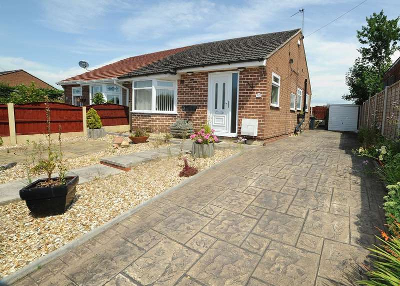 2 Bedrooms Bungalow for sale in Sandy Lane, Irlam, Manchester, M44 6NL