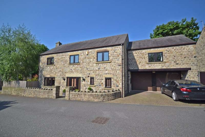 4 Bedrooms Detached House for sale in Harvest Mews, Ossett